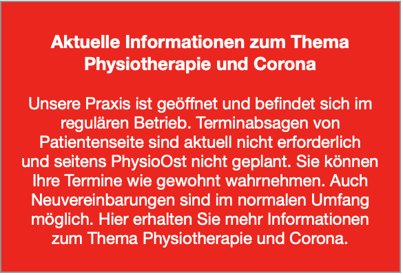Informationen über das Corona Virus